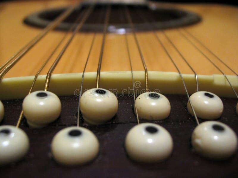Guitarra foto de stock royalty free