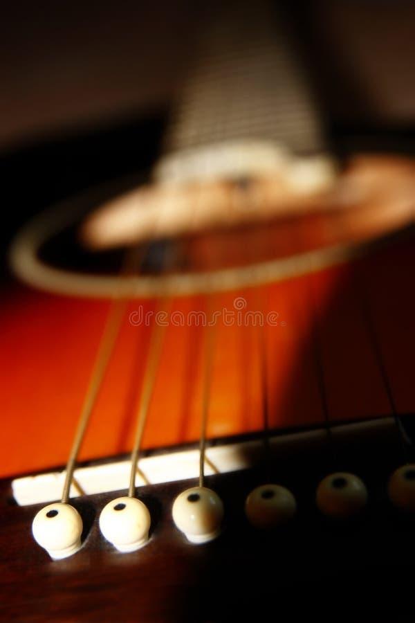 Guitarra 5 imagem de stock