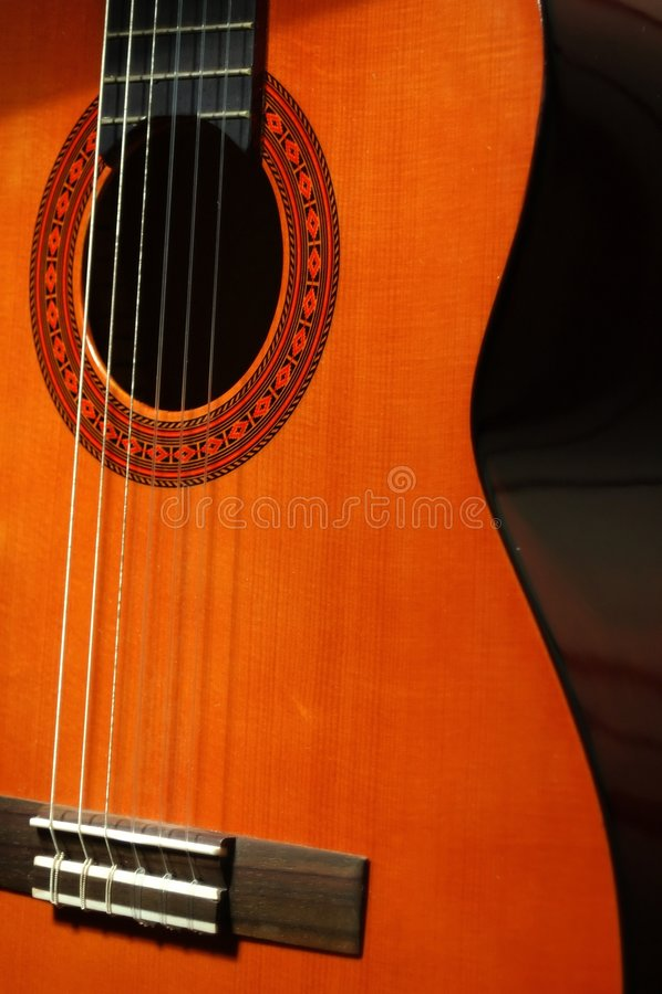 Download Guitarra acústica foto de archivo. Imagen de música, guitarra - 181184