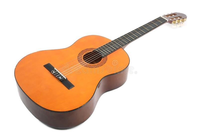 Guitarra acústica imagen de archivo libre de regalías