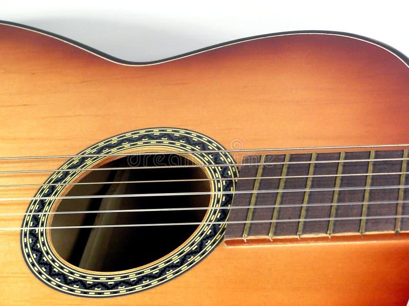 Download Guitarra Clássica De Madeira Imagem de Stock - Imagem de jazz, santana: 535437