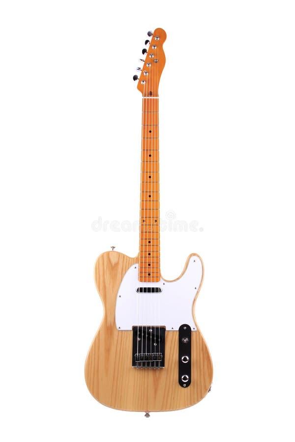 Guitarra de Eletric fotos de stock