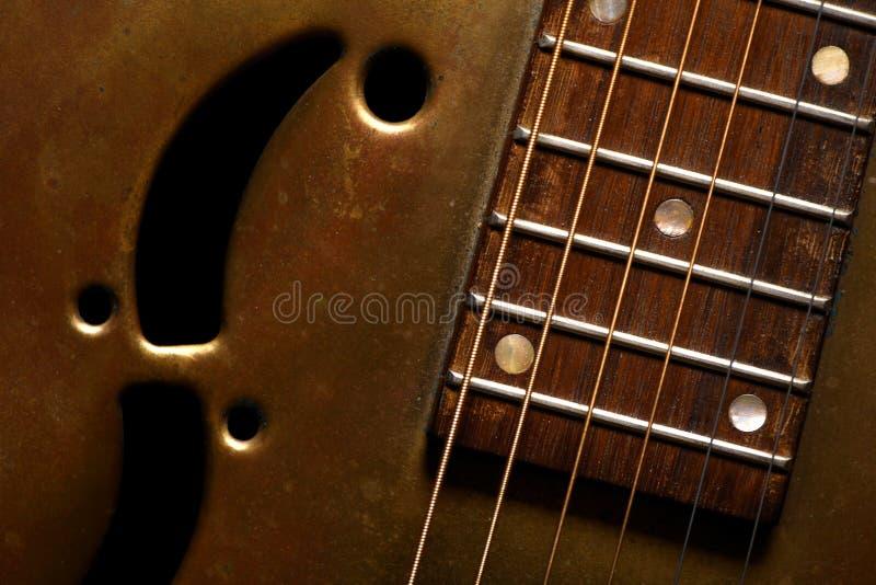 Guitarra del Dobro fotos de archivo libres de regalías
