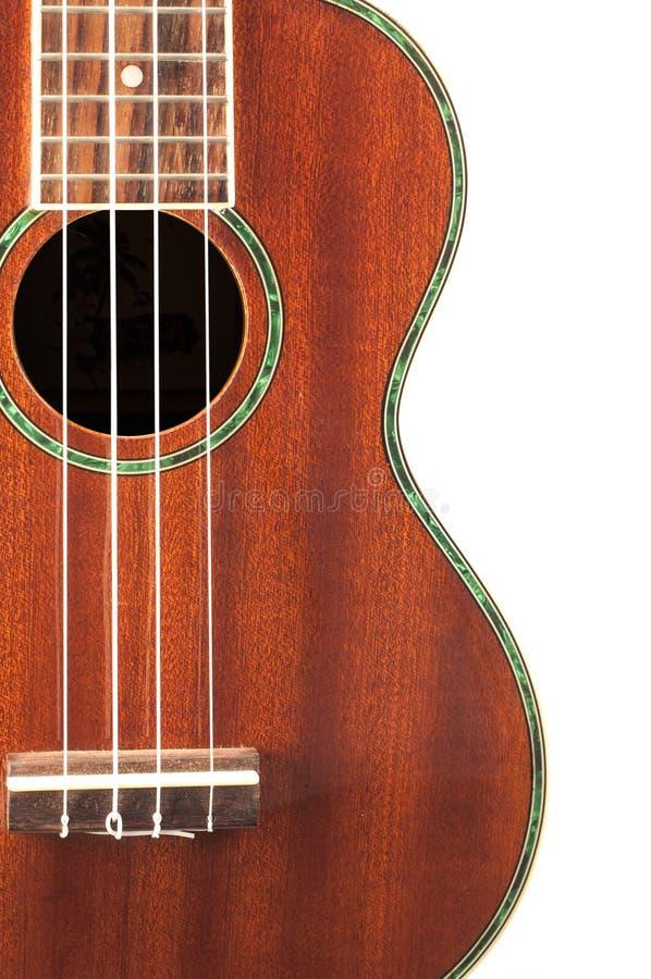 Guitarra del Ukulele fotos de archivo libres de regalías