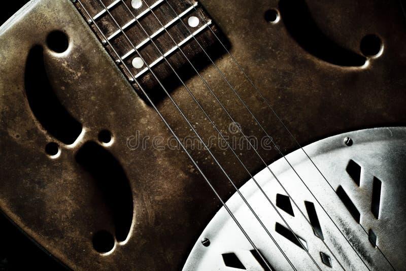 Guitarra do Dobro imagens de stock