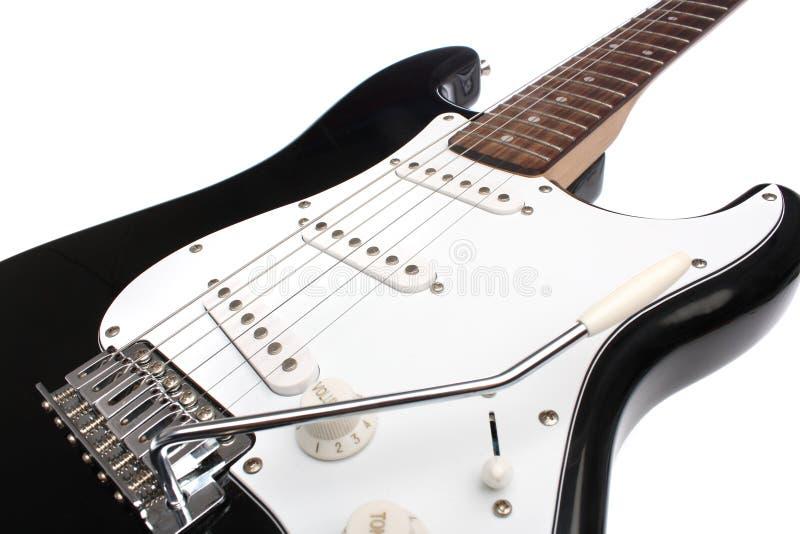 Guitarra elétrica fotografia de stock