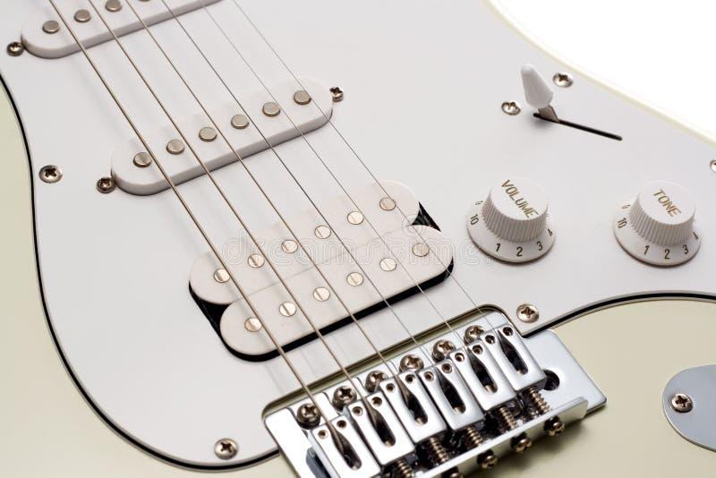 Guitarra elétrica imagens de stock royalty free