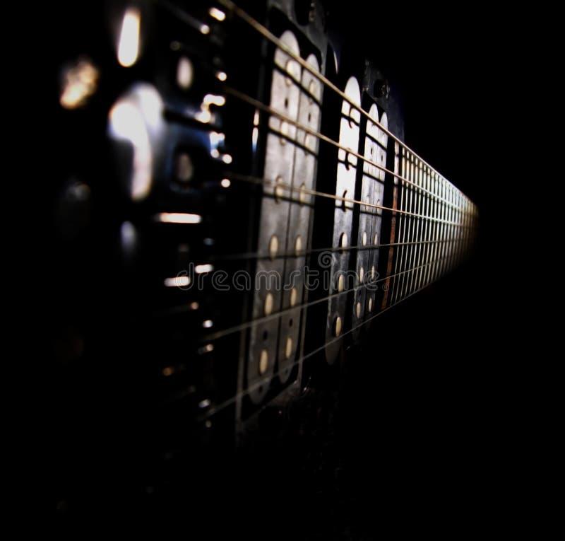 Guitarra elétrica foto de stock royalty free