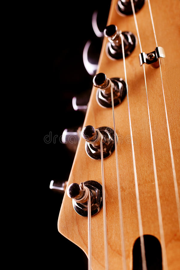 Guitarre royalty free stock photo