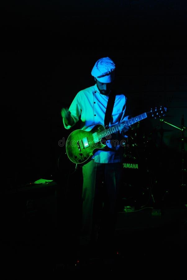 Guitarrista/Guitarman fotos de archivo