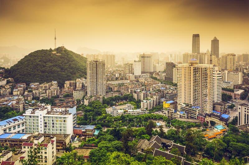 Guiyang, Китай стоковые фото