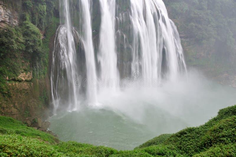Guizhou huangguoshu siklawa zdjęcia royalty free