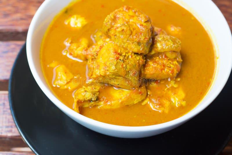 Gul curry fotografering för bildbyråer