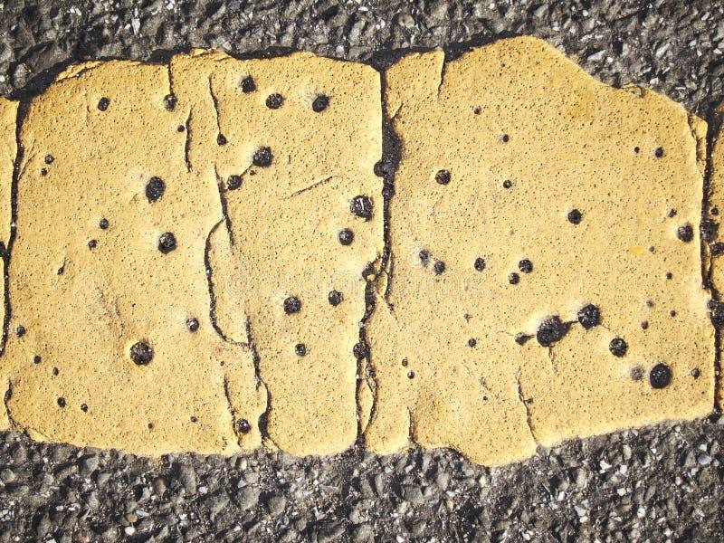 Download Gul linje arkivfoto. Bild av väg, gata, lane, smärta - 27276654