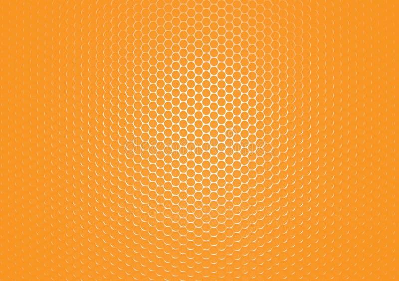 Gul lutning texturerad bakgrundstapetdesign arkivbilder