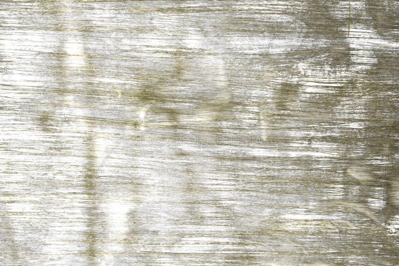 Gul randig naturlig trämateriell textur för Grunge - underbar abstrakt fotobakgrund royaltyfria bilder