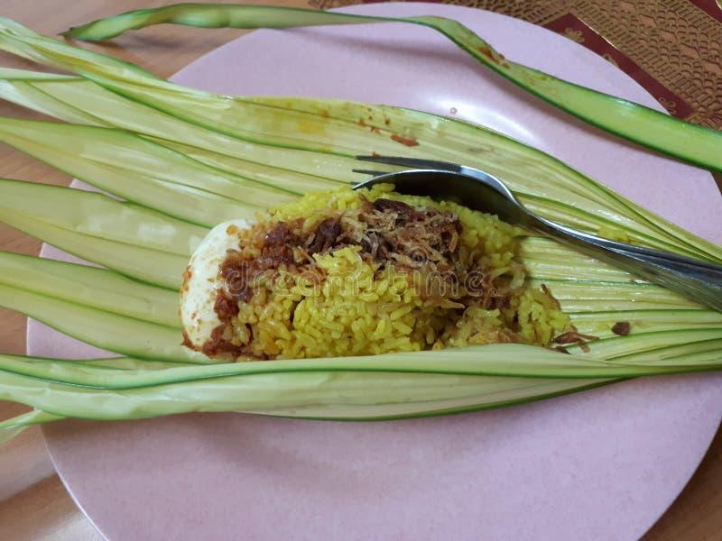 Gul rice royaltyfria foton