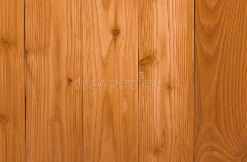 Gul wood texturbakgrund för Closeup Wood textur med den unika modellen Töm den bruna träväggen Trä stiga ombord Orange wood timme arkivbilder