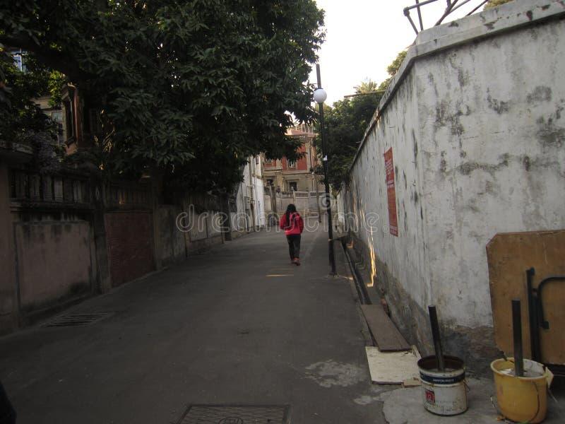 Gulang island, xiammen, china royalty free stock photography