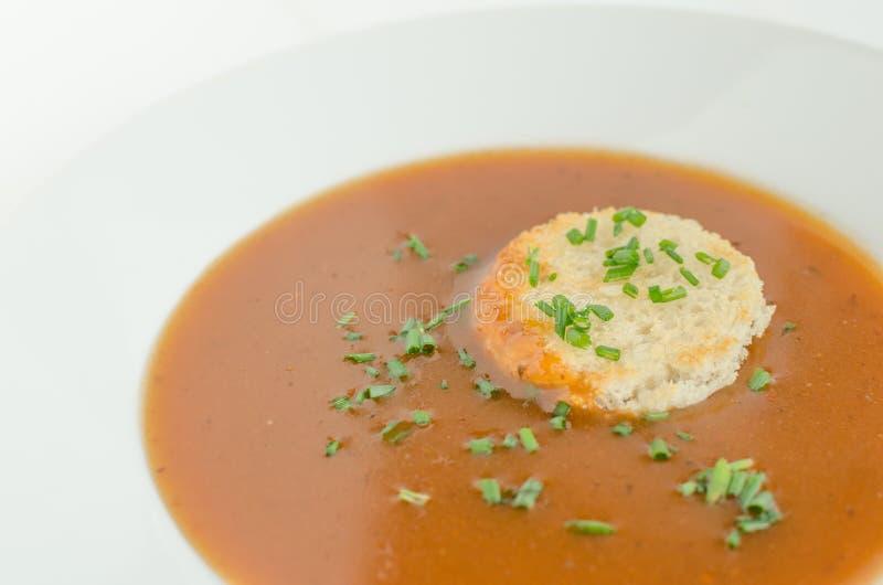 gulaschsoppa royaltyfri foto