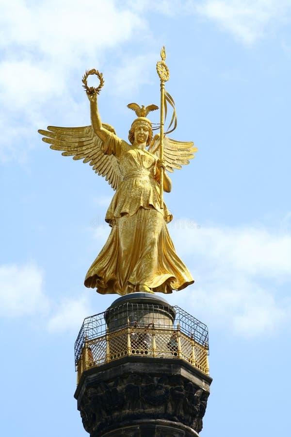 Berlin ängel royaltyfria bilder
