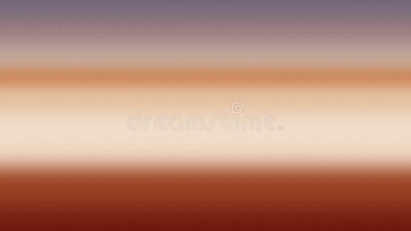 Guld- abstrakt begrepp för himmelbakgrundslutning, solnedgång royaltyfri illustrationer