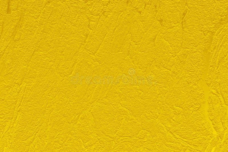 Guld- bakgrund för abstrakt begrepp för färgtexturmodellen kan vara bruk som sidan för räkningen för broschyren för spararen för  royaltyfri foto
