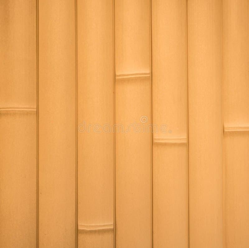 Guld- bambubakgrund royaltyfria foton