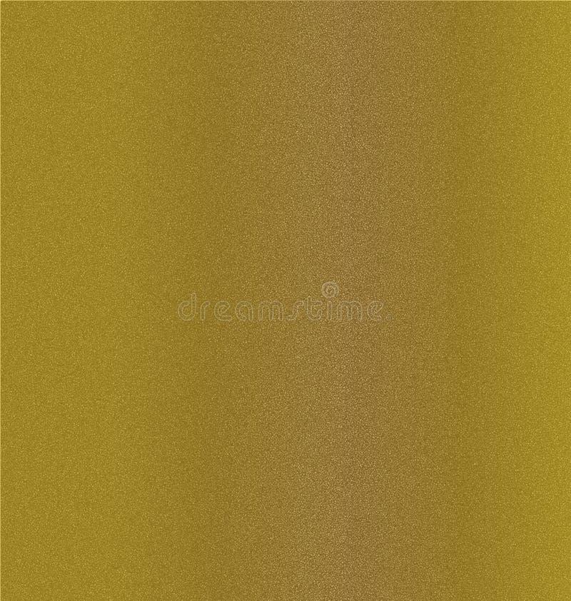 Guld- betongvägg på bakgrundstextur vektor illustrationer
