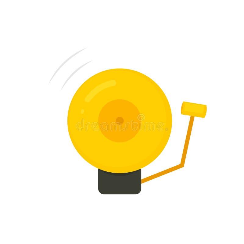 Guld- boxningklocka vektor illustrationer