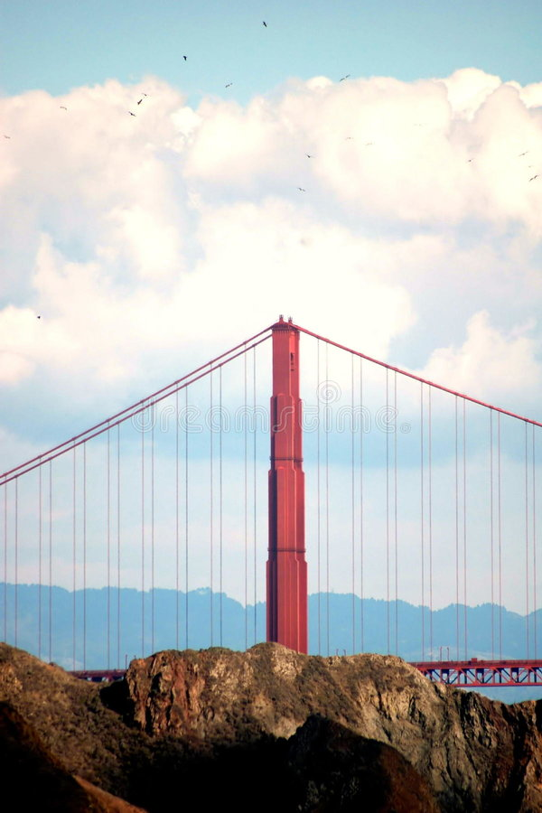 Download Guld- broport arkivfoto. Bild av sikt, från, marin, port - 39682