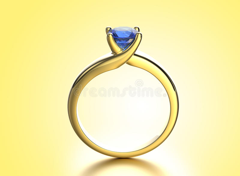 guld- cirkel för diamant vektor illustrationer