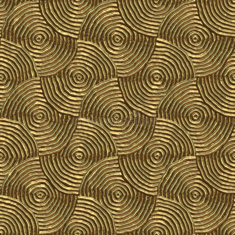 guld- disketter vektor illustrationer