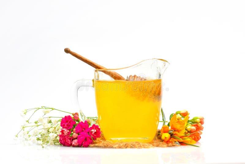 guld- honung fotografering för bildbyråer