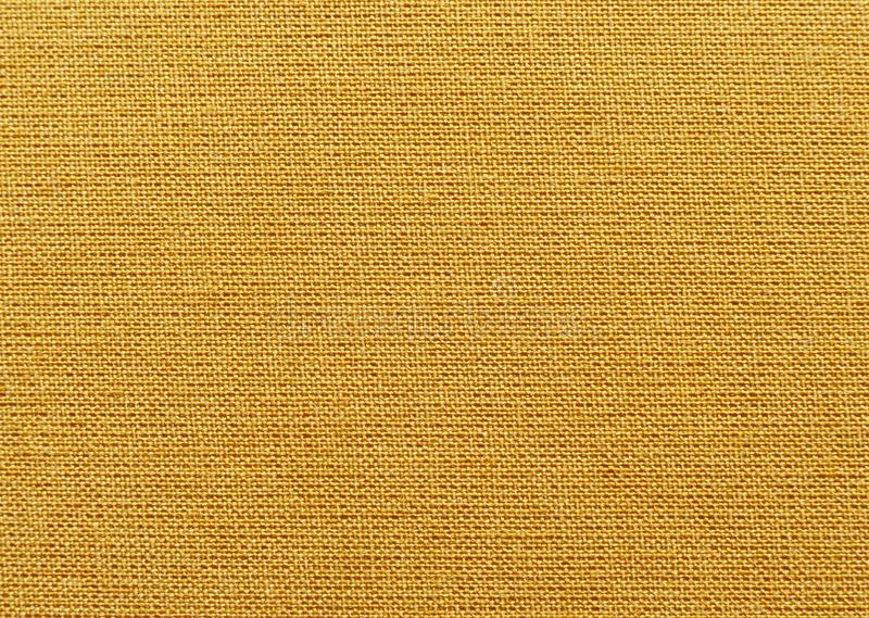 Guld- kanfastextur royaltyfri bild