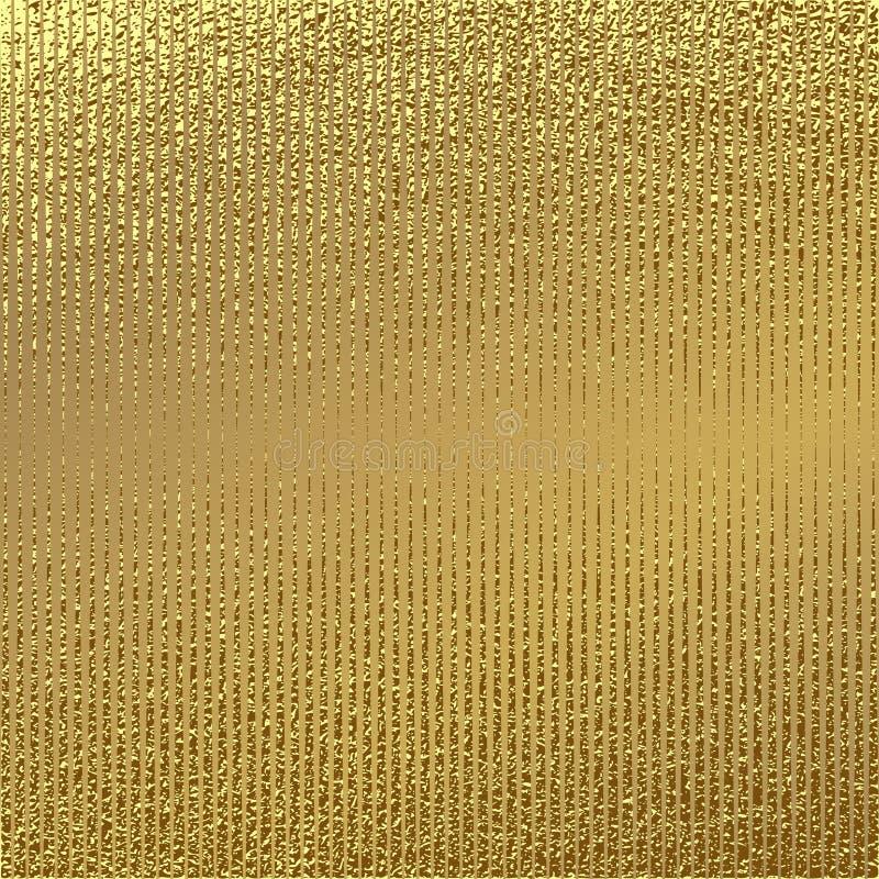 Guld- modell guld- abstrakt bakgrund också vektor för coreldrawillustration royaltyfri illustrationer