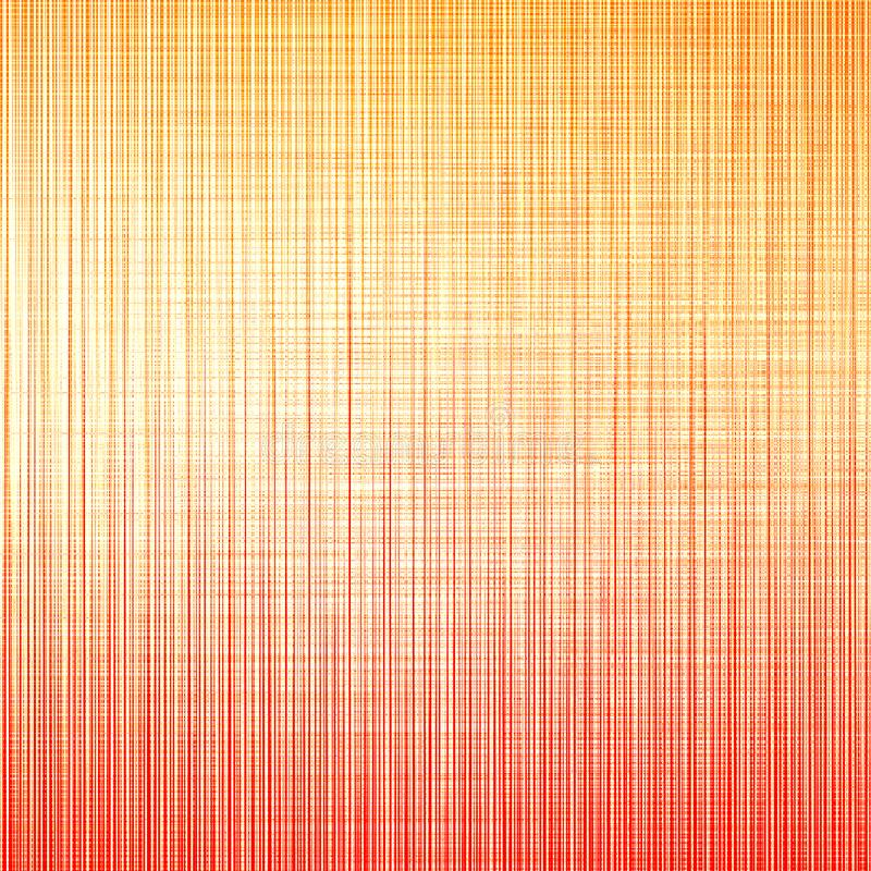 Guld- orange bakgrund i liten cell royaltyfri fotografi
