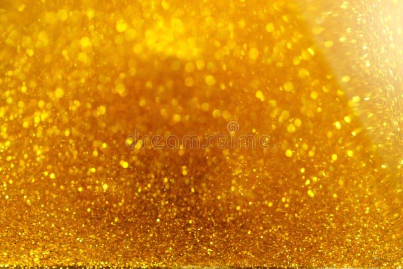 guld- sandtid arkivbilder