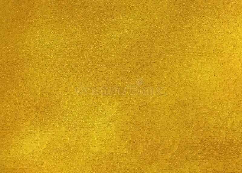 Download Guld- Skinande Abstrakt Metallisk Texturerad Glass Bakgrund Arkivfoto - Bild av guld, slätt: 106831382
