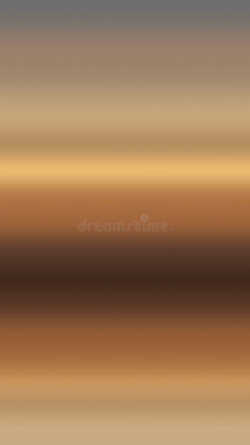 Guld- solnedgång för himmellutningbakgrund, färg vektor illustrationer