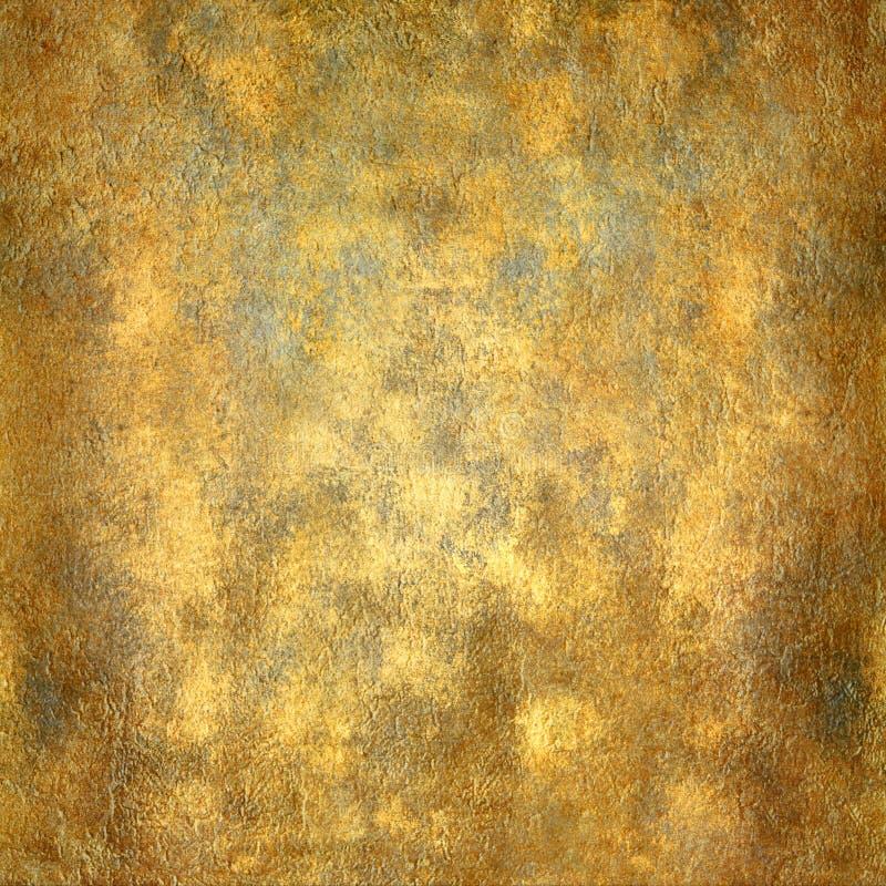 guld- stuckatur arkivbilder