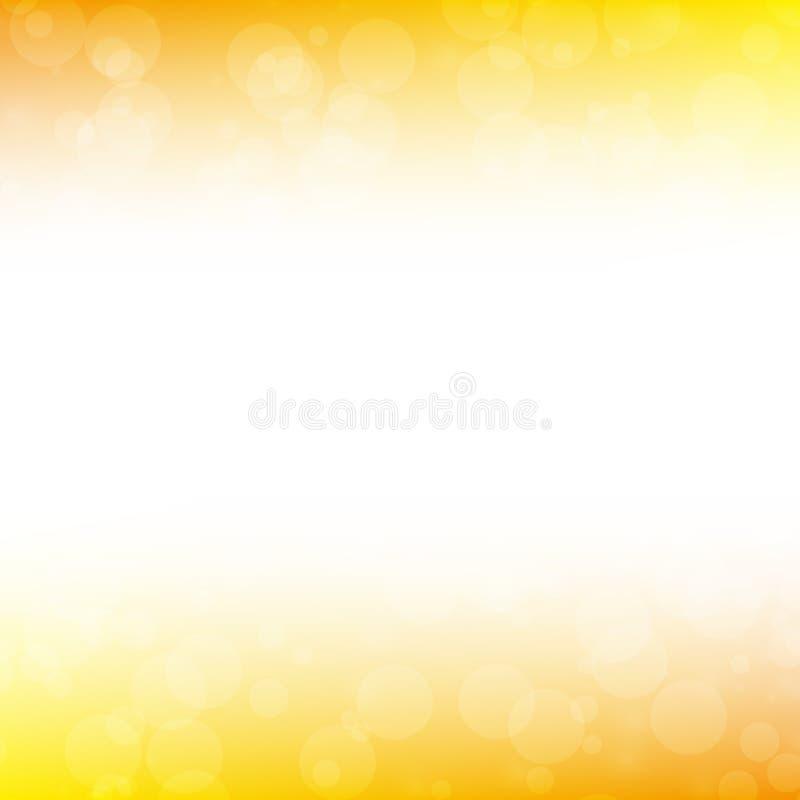 Guld- suddighetsabstrakt begreppbakgrund royaltyfri foto