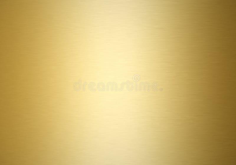 guld- textur royaltyfri illustrationer