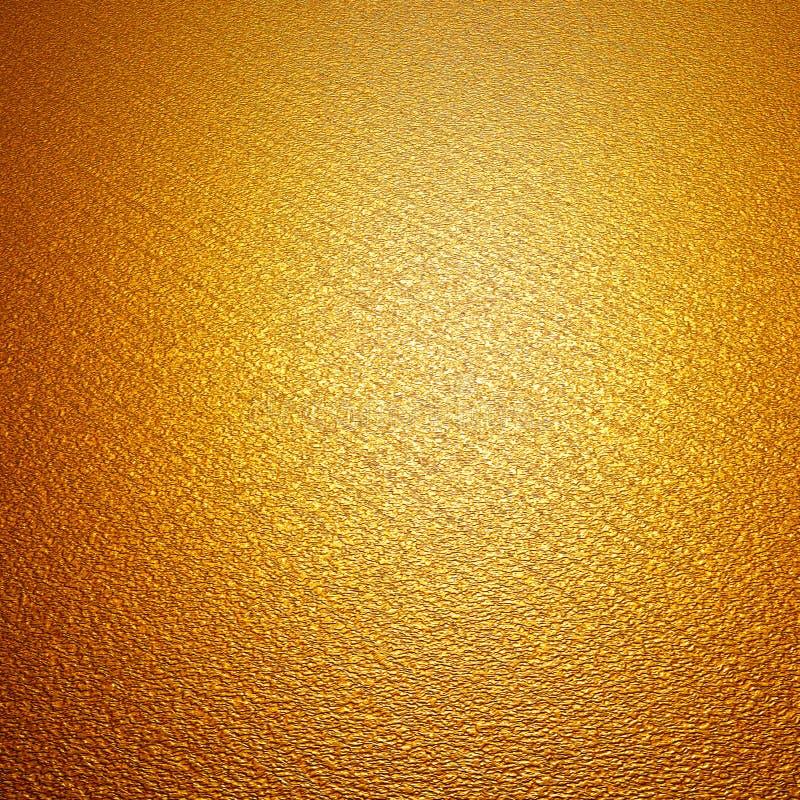guld- textur stock illustrationer