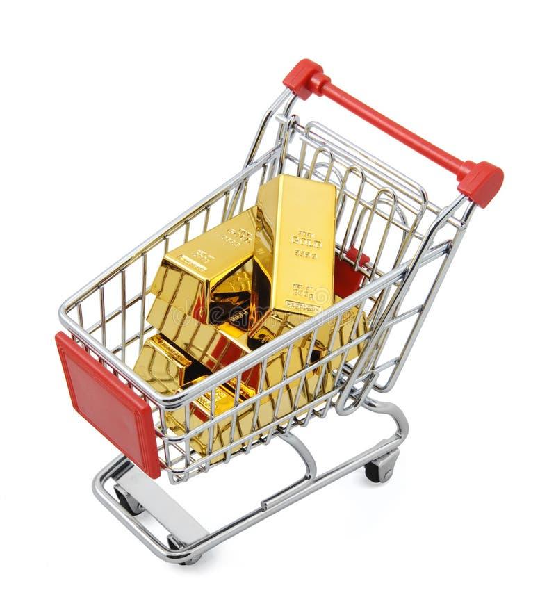 Download Guldmarknad fotografering för bildbyråer. Bild av rikedom - 27283873