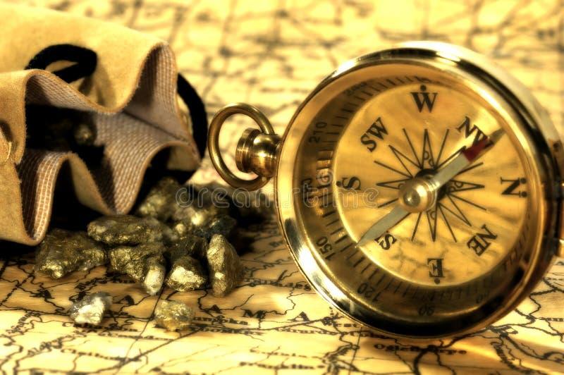 Download Guldrusch arkivfoto. Bild av översikt, guld, bryta, mineral - 990804