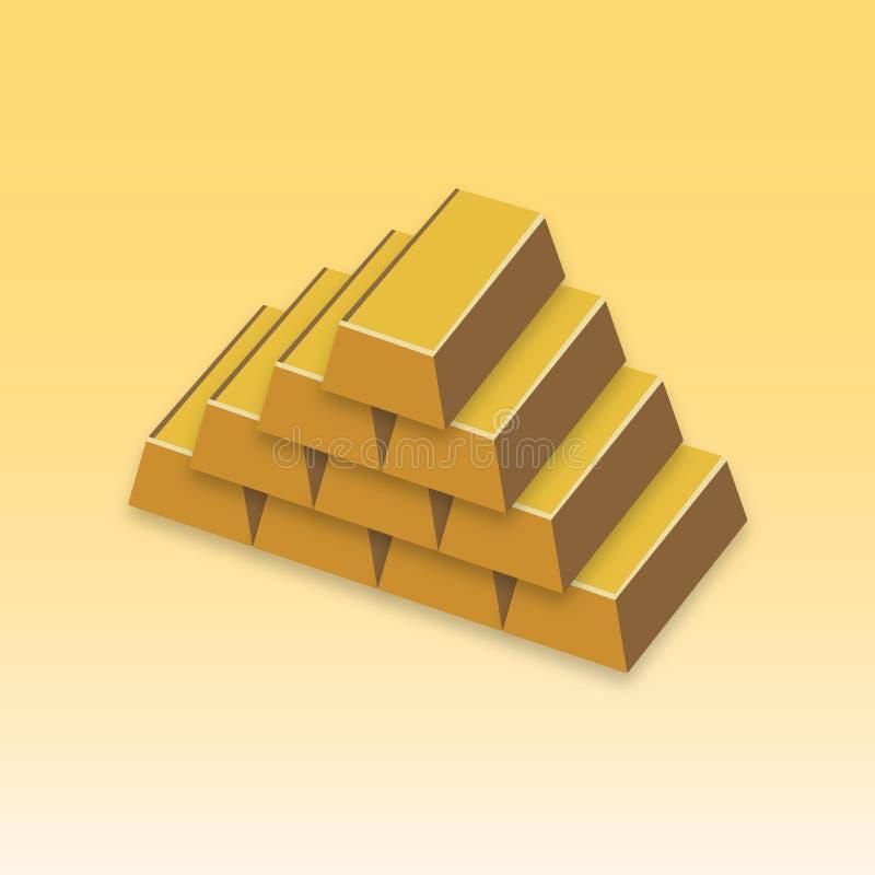 guldtacka arkivbild