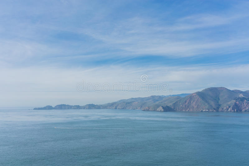 Gulf of the Farallones royalty free stock photos