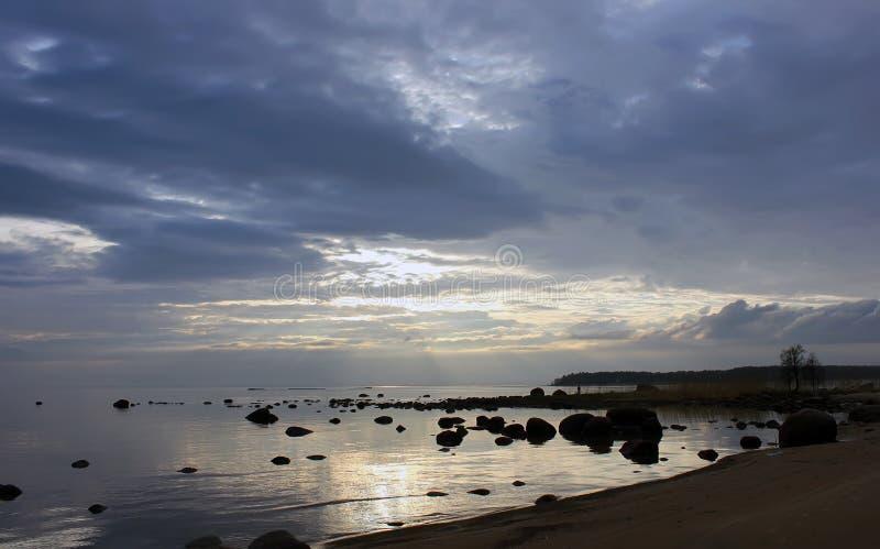 Download Gulf of Finland, Россия стоковое фото. изображение насчитывающей финляндия - 40577144