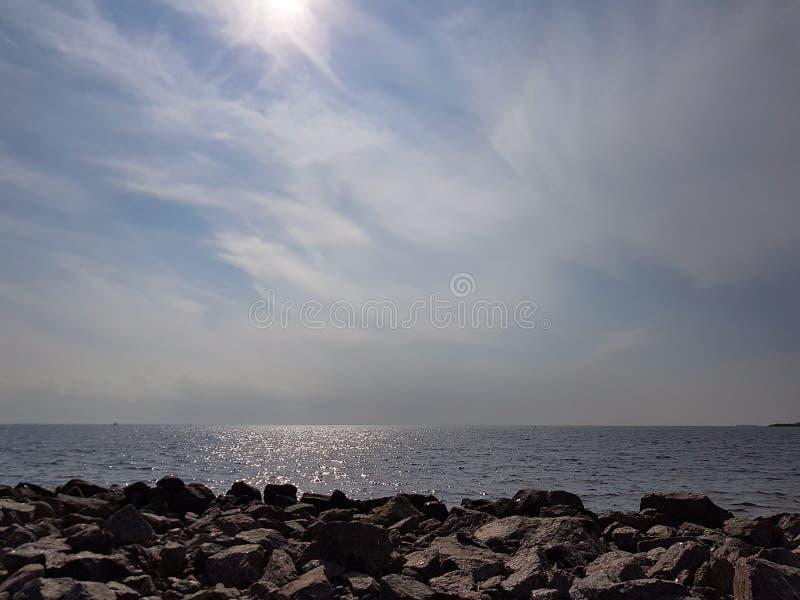 Gulf of Finland 2 стоковая фотография rf